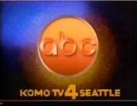ABC-TV27s Video ID With KOMO-TV Seattle Byline From Late 1984