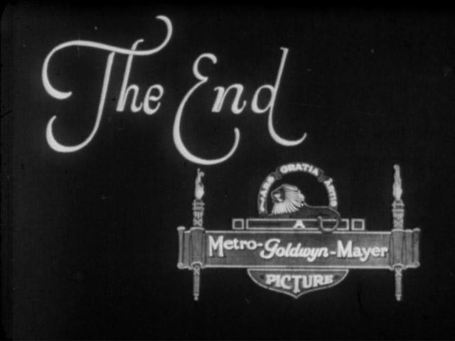 Metro-Goldwyn-Mayer/Closing Variants