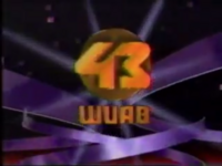 WUAB Channel 43 1989 a