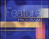 Walt Disney Studios Home Entertainment Buena Vista Feature Program Logo 2000