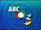 ABC 5 Come Home To 1992 ident