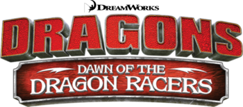Dragons - Dawn of the Dragon Racers Logo.png