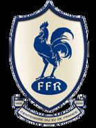 France Rugby 2006 centenary logo