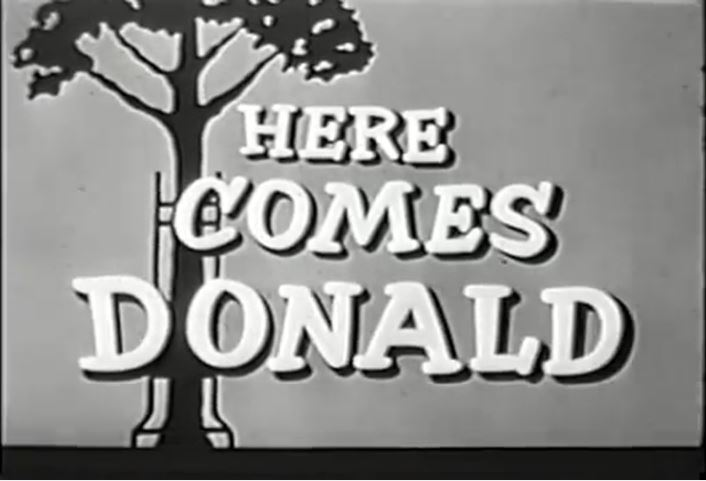 Here Comes Donald
