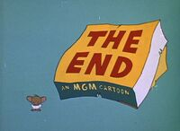 The End (The Tom and Jerry Cartoon Kit)