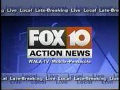 WALA FOX 10 Action News 2000