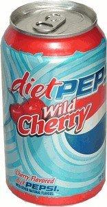Diet Wild Cherry Pepsi