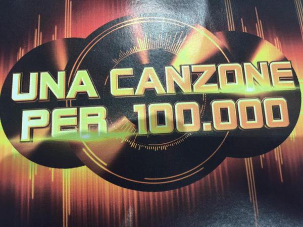 Una Canzone per 100.000