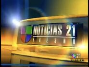 Kftv noticias univision 21 package 2006