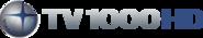 TV1000 HD logo
