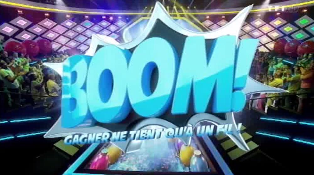 Boom: Gagner ne tient qu'a un fil!