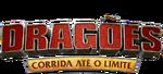 Dragons Race to the Edge Brazilian logo