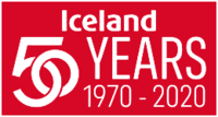 Iceland 50th