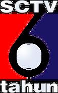 Sctv 6 tahun