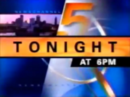 WEWS Tonight at Six PM Logo 1998.PNG