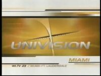 Wltv univision miami yellow opening 2001