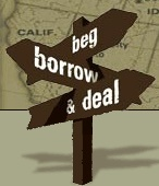 Beg, Borrow & Deal