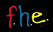 F.H.E. Print Logo 1991