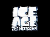 Ice Age The Meltdown DVD Logo (2006)