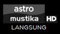 Astro Mustika HD On-Screen Bugs LANGSUNG