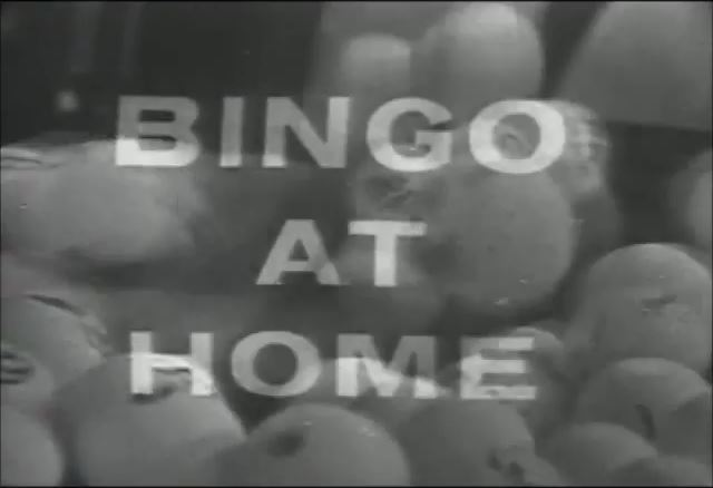 Bingo at Home