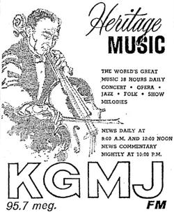 KGMJ Seattle 1961.png