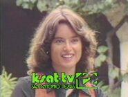 Michelle Marsh KSAT TV ID 1979