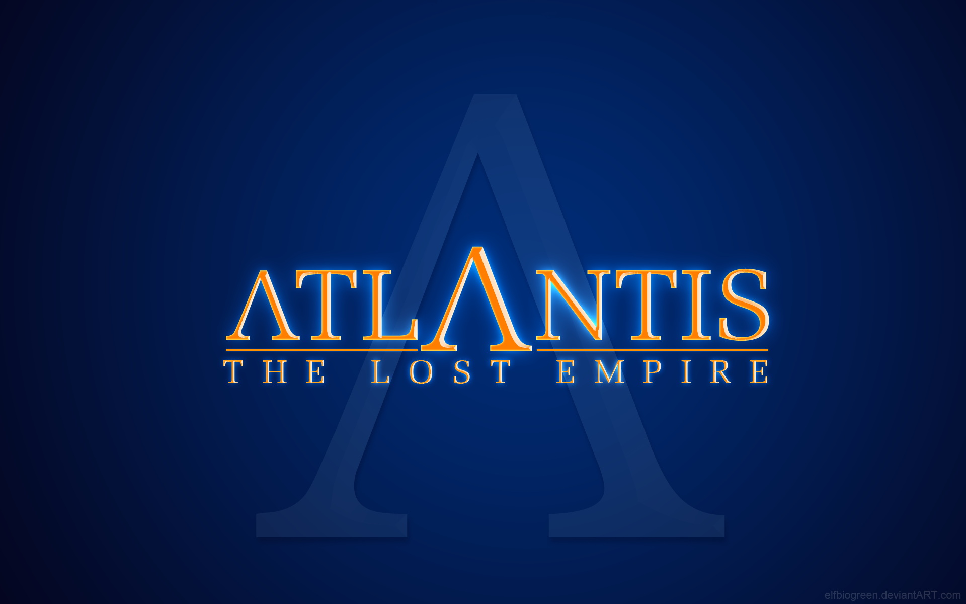 Atlantis: The Lost Empire (2001 film)
