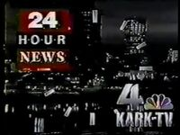 KARK Eyewitness News promo, 1990