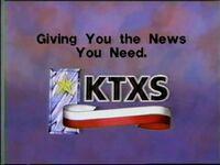 KTXS-TV News promo 1982-1987