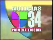Kmex noticias 34 primera edicion opening 1996