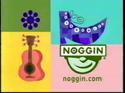 Noggin blue shoe