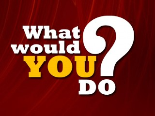 What Would You Do? (ABC)