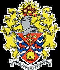 Dagenham & Redbridge FC logo.png