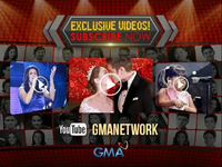 GMA Network YouTube Channel Test Card