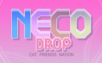 Neco Drop: Cat Friends Nation