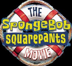 The SpongeBob SquarePants Movie transparent logo.png