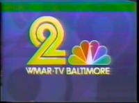 WMAR-TV NBC 1986