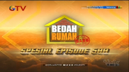Bedah Rumah Baru Spesial 500 Episode