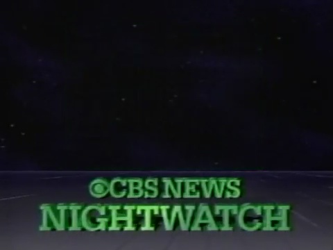 CBS News Nightwatch