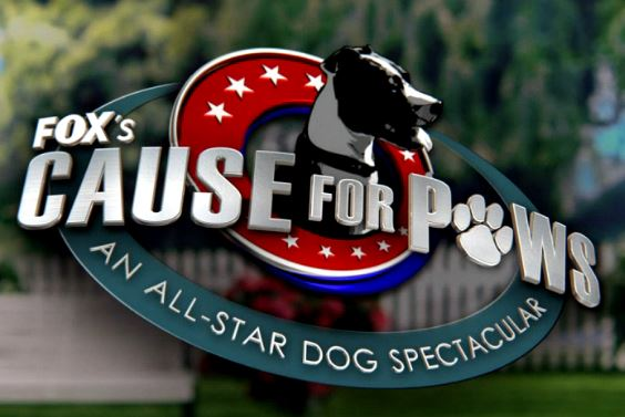 FOX's Cause for Paws: An All-Star Dog Spectacular