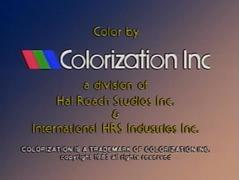 Colorization, Inc.