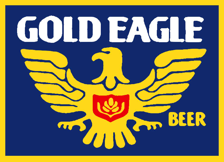 Gold Eagle Beer