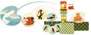 Google Leah Goldberg's 102nd Birthday