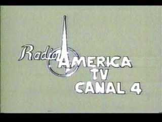 América Televisión (Peru)/Idents