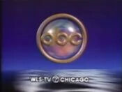 ABC Network ident with WLS-TV Chicago byline - Fall 1986