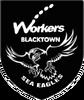 Blacktown Workers Sea Eagles PRINT