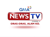 GMA News TV Logo Animation 2011 with Slogan
