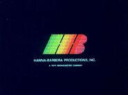 Hanna-Barbera Productions logo 1978
