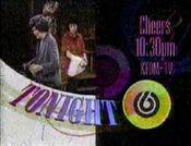 KFDM Cheers 1991 ID